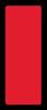 Gavlplade til enkeltsøjle reol 900×300mm, sprøjtlakeret