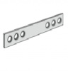 End panel fixing kit for S/S cantilibra shelving