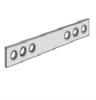 Beslag for opslagstavle for dobbeltsøjle reol (sæt)