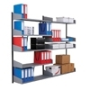 Wallbar bays include barcket & shelves